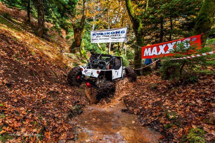Ολοκληρώθηκε με επιτυχία το «3rd evia wild terrain 2017» στην ορεινή Μεσσαπία