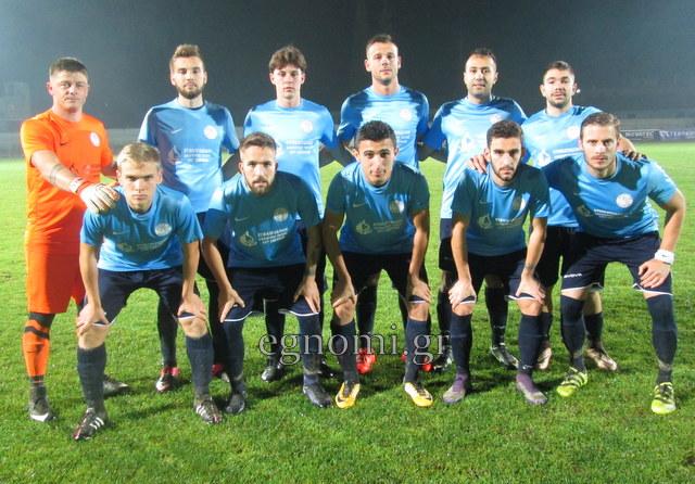 H Eρέτρια στους ημιτελικούς του Κυπέλλου Eυβοίας.Hρακλής Ψαχνών-Απόλλων Ερέτριας 1-0 (φωτό-video)