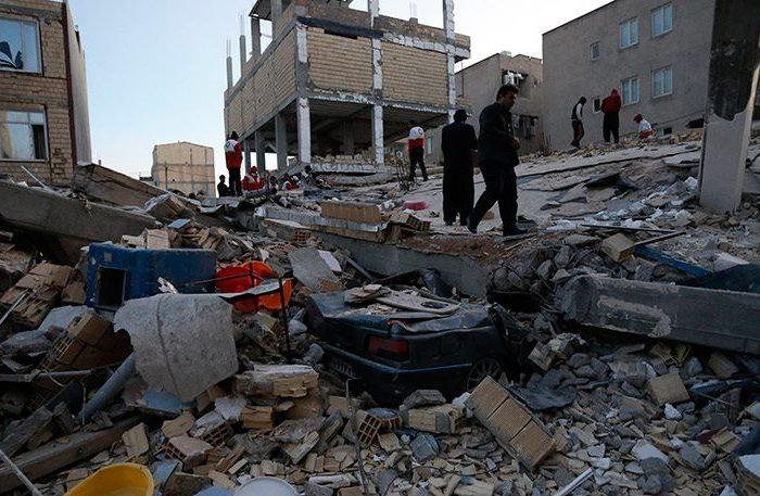 Φονικός ο σεισμός των 7,3 Ρίχτερ σε Ιράν - Ιράκ: 336 νεκροί και 3.950 τραυματίες