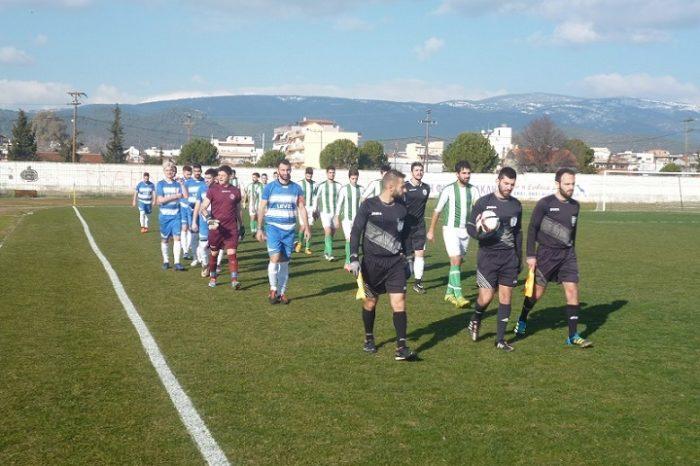 Αποτελέσματα προημιτελικής φάσης Κυπέλλου Ευβοίας (Τετάρτη 15/11/17)