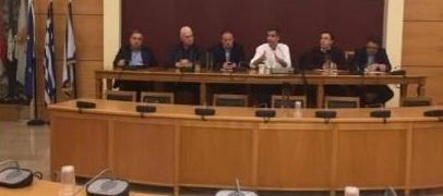 Νέα συνάντηση στην Λαμία παρουσία Ψαθά για την αναβάθμιση του ΤΕΙ Στερεάς Ελλάδας σε ΑΕΙ