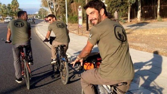 Τρεις Έλληνες ξεκινούν από την Ελλάδα για να γυρίσουν την Ασία με ποδήλατο