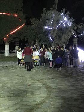 Άναψε το χριστουγεννιάτικο δένδρο στην Τριάδα 24550454 1521378351281854 1159355010 n