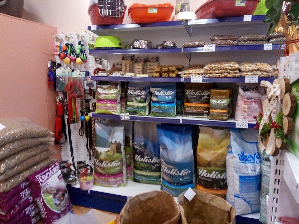 Ψαχνά: Ήρθε το νέο pet shop «Alleva» ! 26177047 776014385919147 1423832914 n