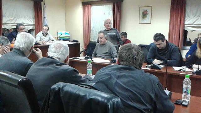 Την Πέμπτη 21 Δεκεμβρίου το Δημοτικό συμβούλιο του Δήμου Διφύων Μεσσαπίων (τα 12 θέματα της ημερήσιας διάταξης)