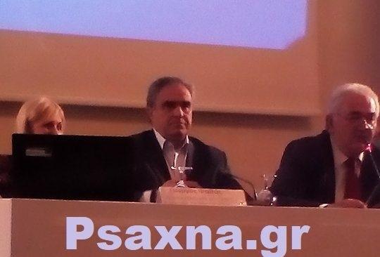 Oμιλία Δημάρχου Διρφύων Μεσσαπίων στο συνέδριο της ΚΕΔΕ στα Ιωάννινα (video)