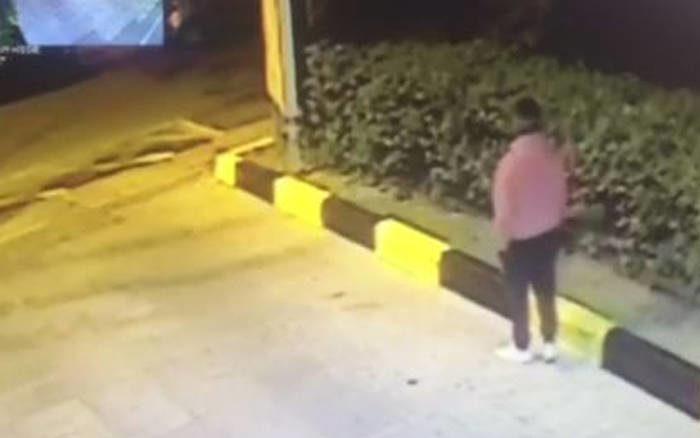 Βίντεο-σοκ: Ο «δράκος» των Αμπελοκήπων επιτίθεται σε γυναίκες με κολάν