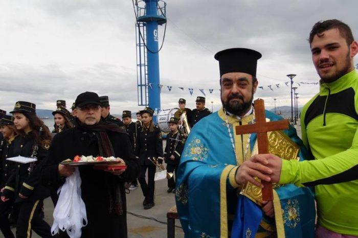 Εορτασμός Θεοφανίων στο Δήμο Διρφύων-Μεσσαπίων