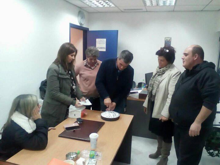 Συναντήθηκε και έκοψε την πρωτοχρονιάτικη πίτα της η επιτροπή αιμοδοσίας του Δήμου Διρφύων Μεσσαπίων 26229827 1784459228251496 3667148439927887317 n