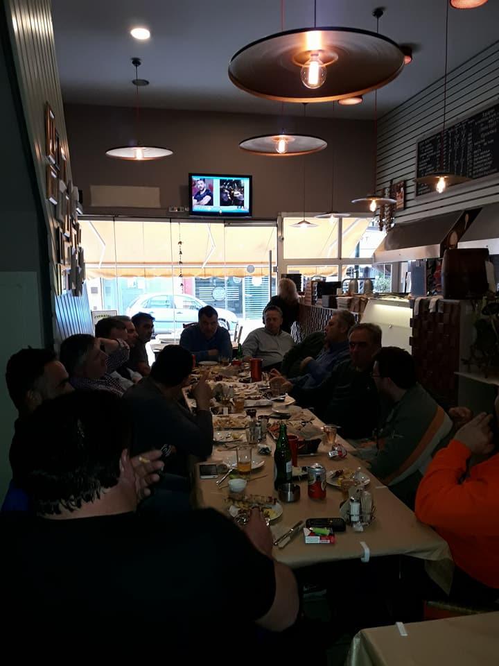 Δήμαρχος Αντιδήμαρχοι και Υπάλληλοι σε «φιλικό τραπέζι» στα Βαρελάκια 26731549 1738724092844900 708605540895464562 n