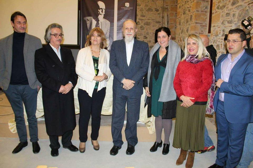 Η εταιρεία Πολιτισμού Χαλκίδας φιλοξένησε τον Ομότιμο Καθηγητή του ΕΜΠ  και Επίτιμο Πρόεδρο της Ελληνικής Φιλοσοφικής εταιρείας Θεόδωρο Τάσιο 27045129 791229034397682 804504994 n 6