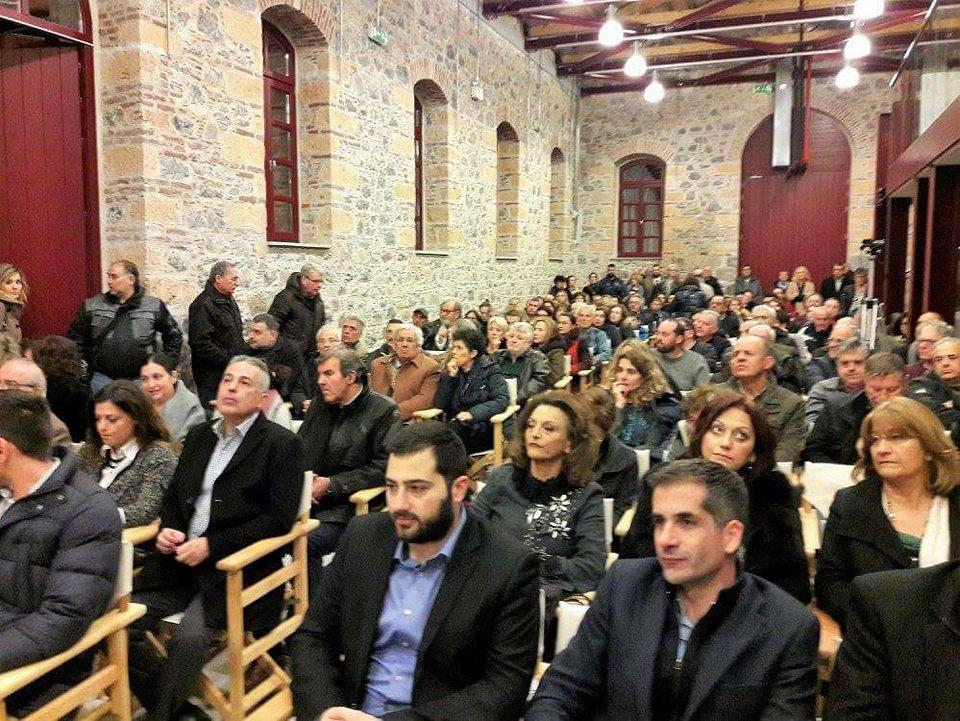 Η εταιρεία Πολιτισμού Χαλκίδας φιλοξένησε τον Ομότιμο Καθηγητή του ΕΜΠ  και Επίτιμο Πρόεδρο της Ελληνικής Φιλοσοφικής εταιρείας Θεόδωρο Τάσιο 27294733 1607087212704855 434284895 n