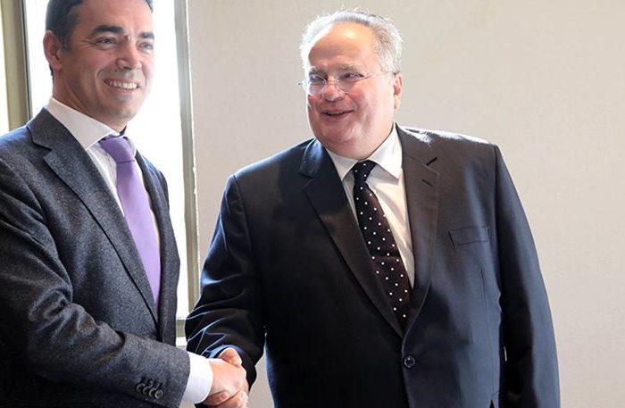 Αλβανικά ΜΜΕ: «Νέα Μακεδονία» συμφώνησαν Αθήνα και Σκόπια