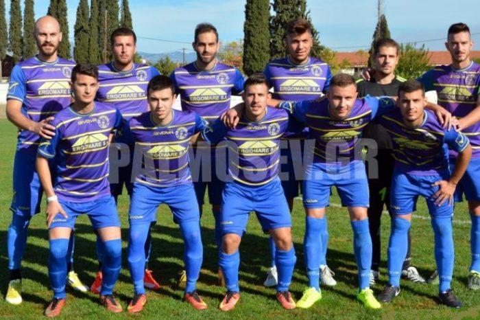 Σκεπαστή-Ηρακλής Ψαχνών 4-0