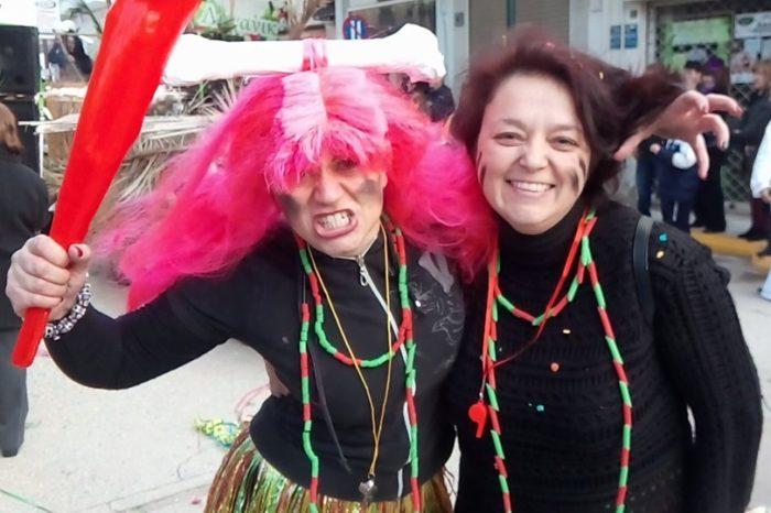 Καρναβάλι στα Ψαχνά (φωτογραφίες)