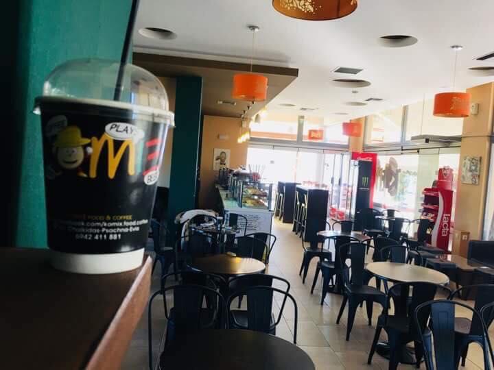 «Comix Food & Coffee»: Tώρα κοντά σας καθημερινά και με...delivery ! 4 6  «Comix Food & Coffee» : Mαζί σας και πάλι από Δευτέρα 3 Σεπτεμβρίου ! 4 6