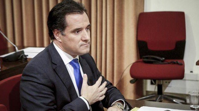 Γεωργιάδης: «Έχω υπόνοιες ότι ο Τσίπρας οργάνωσε όλη αυτή τη σκευωρία με την Novartis. Θα τους λιώσω !»