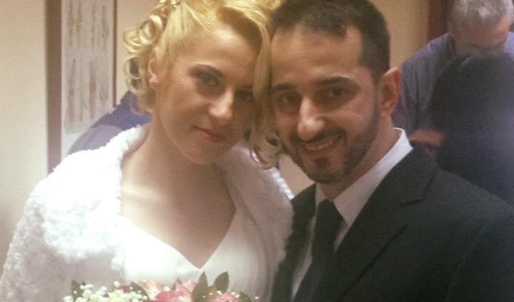 Παντρεύτηκαν με πολιτικό γάμο ο Δημήτρης και η Άννα