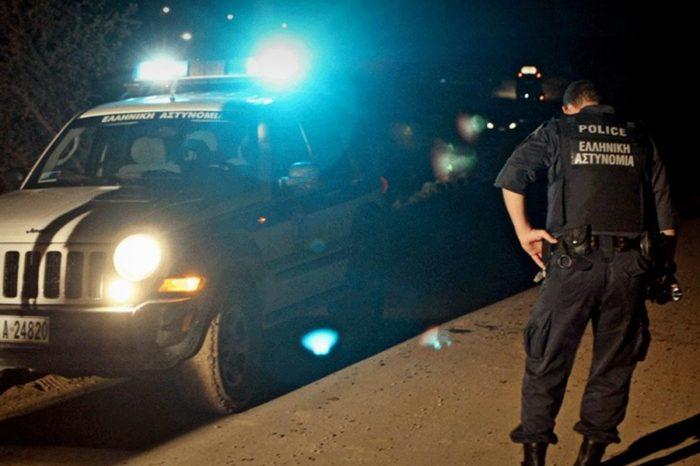 Καστέλλα: Συνελλήφθη άνδρας ΡΟΜΑ με κλεμμένο ΙΧ.Έσπασε τα τζάμια του αυτοκινήτου  με τα χέρια του κατά την σύλληψή του !