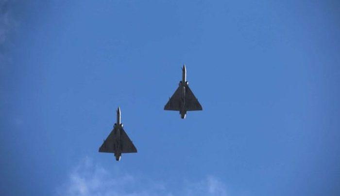 Μirage 2000 κατέπεσε ανοιχτά της Σκύρου.Νεκρός Έλληνας πιλότος
