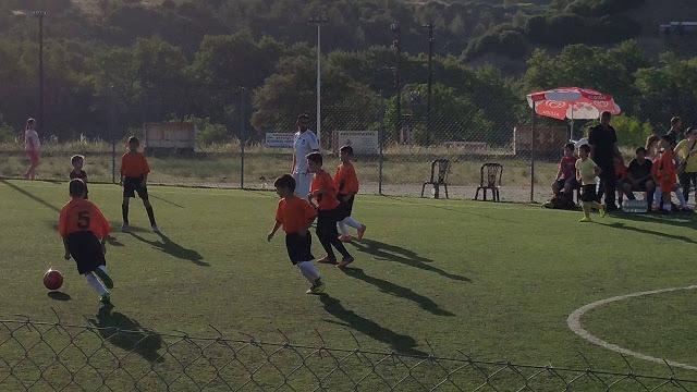 Aνακοίνωση σχολικής οργανωτικής επιτροπής ποδοσφαίρου Δήμου Διρφύων-Μεσσαπίων για τα όσα συνέβησαν εχθές στο γήπεδο των Πολιτικών