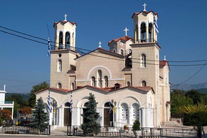 Πρόγραμμα προσκυνηματικής διαδρομής προς τον Όσιο Ιωάννη τον Ρώσσο