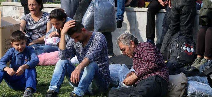 Μέσα σε 6 ημέρες πέρασαν 1.200 μετανάστες στα νησιά του Βορείου Αιγαίου