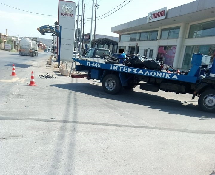 Τροχαίο ατύχημα στην Έξω Παναγίτσα: Σοβαρά τραυματισμένος 31χρονος από την Χαλκίδα 35049627 869849253202326 2933780379078754304 n
