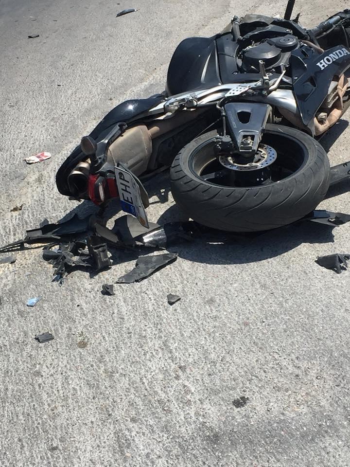 Τροχαίο ατύχημα στην Έξω Παναγίτσα: Σοβαρά τραυματισμένος 31χρονος από την Χαλκίδα 35055613 810222172510176 5526354288281911296 n