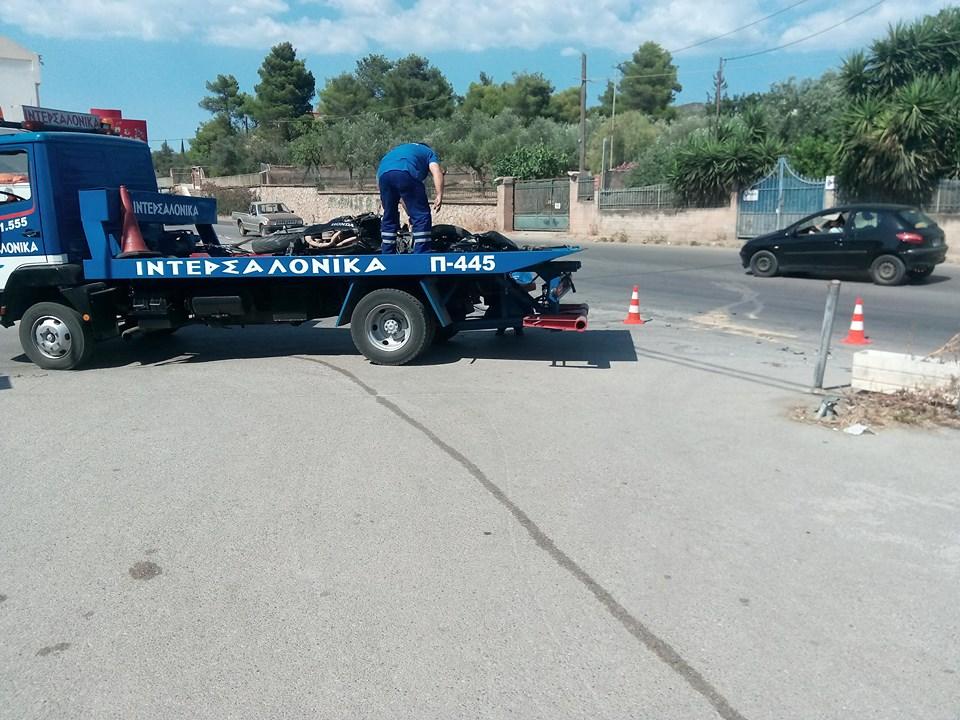 Τροχαίο ατύχημα στην Έξω Παναγίτσα: Σοβαρά τραυματισμένος 31χρονος από την Χαλκίδα 35076745 869849056535679 2020919753584934912 n