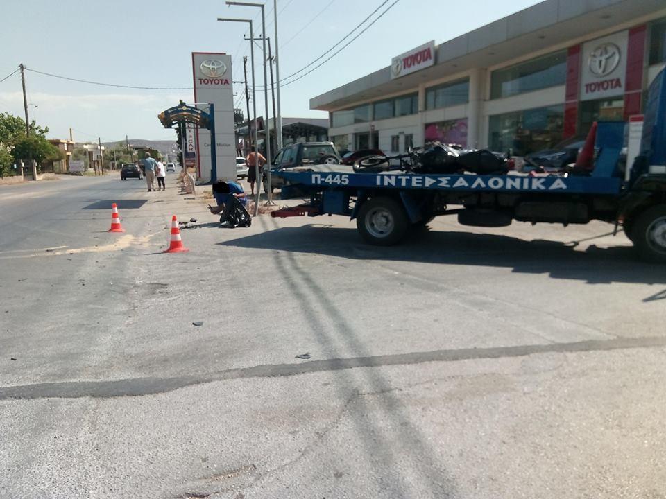 Τροχαίο ατύχημα στην Έξω Παναγίτσα: Σοβαρά τραυματισμένος 31χρονος από την Χαλκίδα 35132821 869849313202320 8158799263657099264 n 2