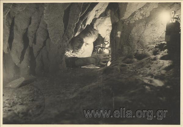 «Σπήλαια της Μεσσαπίας» 5555