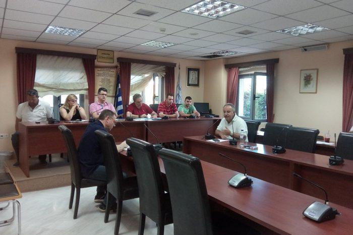 «Όχι» στο σχέδιο του Υπουργείου Παιδείας και στην διάσπαση του ΤΕΙ Χαλκίδας το μήνυμα στην γενική συνέλευση στο Δημαρχείο των Ψαχνών