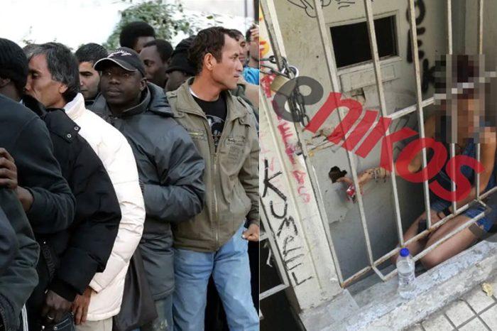Εξάρχεια: Μετανάστες κρατούσαν δεμένη 34χρονη Ελληνίδα για 5 μέρες έξω από διαμέρισμα