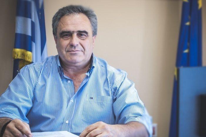 Aνακοίνωση Δημάρχου Διρφύων Μεσσαπίων Γιώργου Ψαθά σχετικά με το νερό