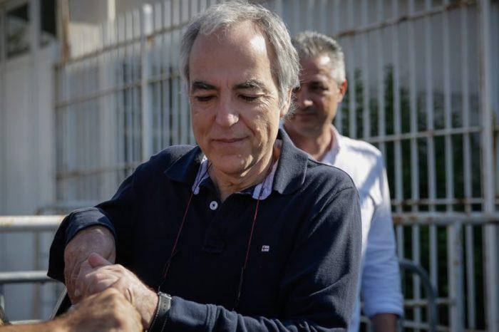 Στις αγροτικές φυλακές Βόλου ο Κουφοντίνας: «Διπλή» πλέον η κάθε μέρα στη φυλακή
