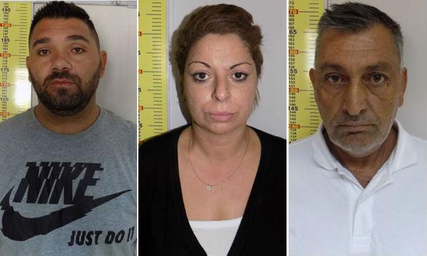 Aυτοί είναι οι τρεις που εξαπατούσαν ηλικιωμένους σε Έυβοια Φθιώτιδα και Ευρυτανία