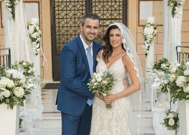 Παντρεύτηκε ο Δημοτικός σύμβουλος του Δήμου Διρφύων Μεσσαπίων Αποστόλης Γάτος