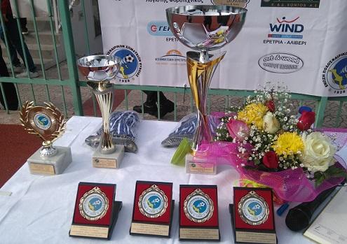 Κύπελλο Ευβοίας: Η κλήρωση για τα προημιτελικά και τα ημιτελικά