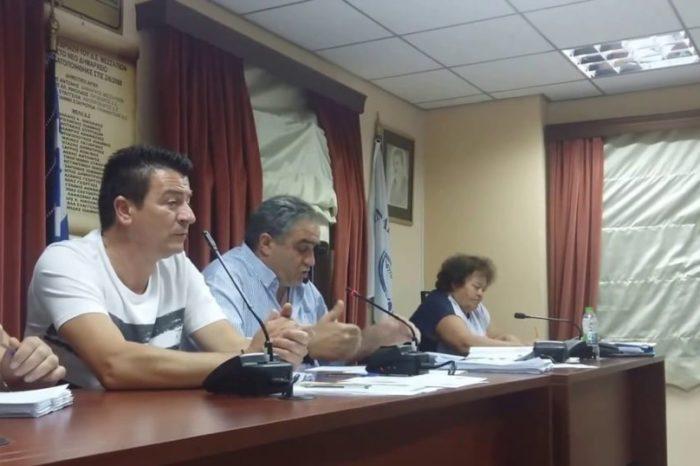 Την Τρίτη 11 του μηνός συνεδριάζει το Δημοτικό συμβούλιο του Δήμου Διρφύων Μεσσαπίων