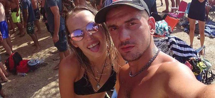 Ζευγάρι σκοτώθηκε σε  τροχαίο στο κέντρο της Αθήνας [εικόνες]