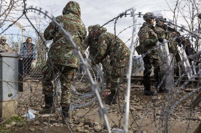 Πυροβολισμοί κατά μεταναστών στα ελληνοσκοπιανά σύνορα