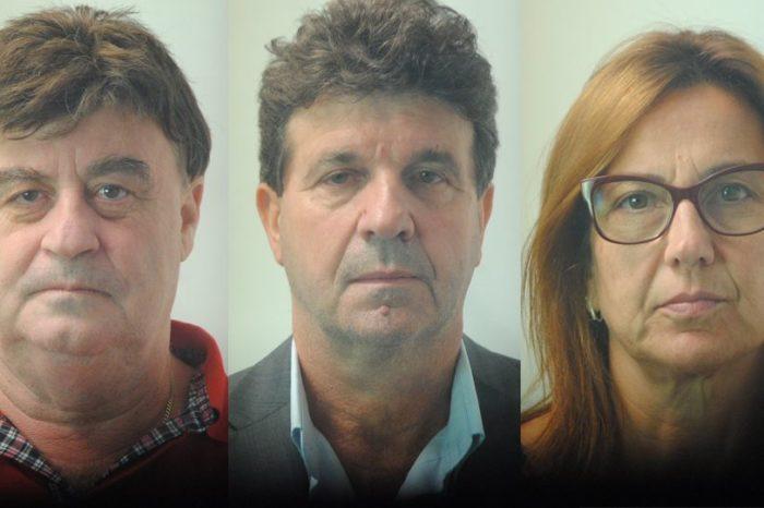 Αυτός είναι ο καθηγητής «φακελάκης» και αυτοί είναι οι συνεργάτες του-Στην δημοσιότητα οι φωτογραφίες τους