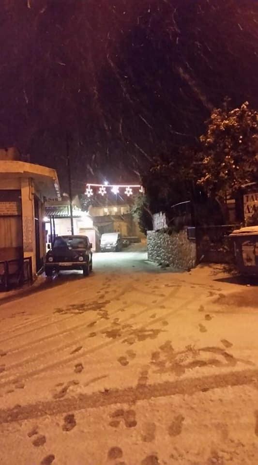Η χιονισμένη Δίρφυ (φωτογραφίες-video) 49213471 2543180899040527 4443335124469153792 n