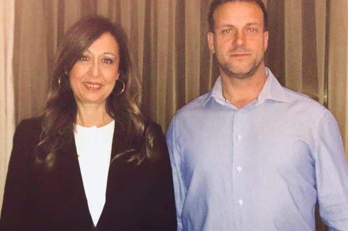 Ο Αντώνης Βουρδάνος υποψήφιος με τον συνδυασμό της Τζοβάννας Γκόγκου