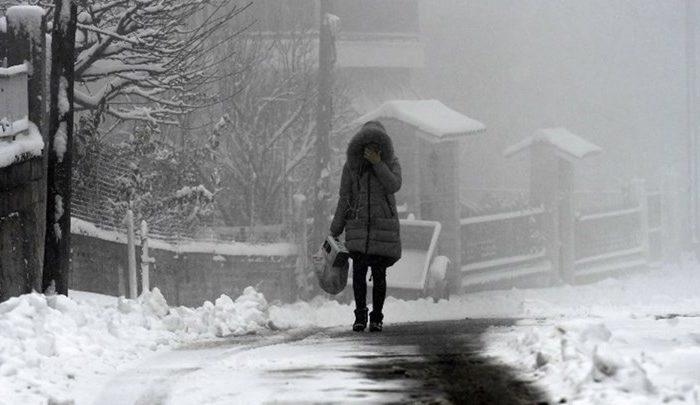 """Έρχεται η """"Υπατία"""" με καταιγίδες, χιόνια και θυελλώδεις ανέμους - Πού θα χτυπήσει η κακοκαιρία"""