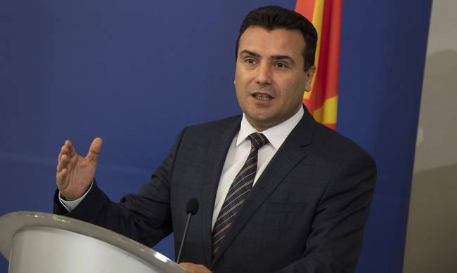 Σκόπια: Δεν βρίσκει τους 80 ο Ζάεφ - Αναβλήθηκε για την Παρασκευή (11/01) η συνεδρίαση της Βουλής