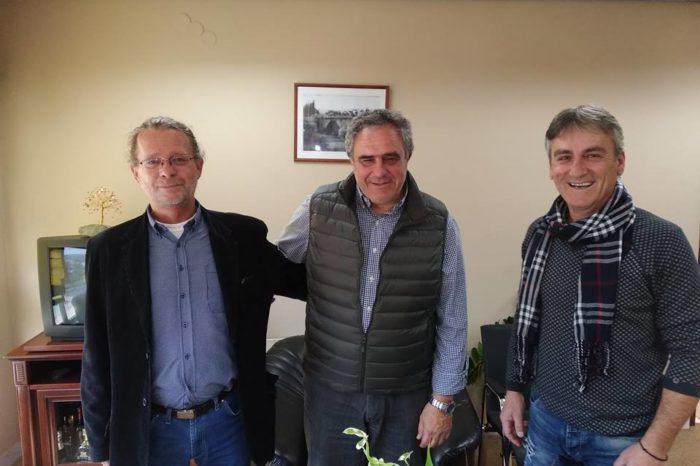 Παναγιώτης Καρράς και Κωσταντίνος Μπουροδήμος Υποψήφιοι Πρόεδροι στο τοπικό συμβούλιο Γλυφάδας με την «παράταξη» του  Γιώργου Ψαθά