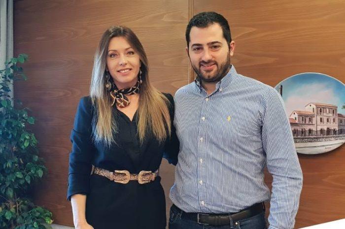 Υποψήφια Περιφερειακή Σύμβουλος με τον Φάνη Σπανό η Νίκη Κωνσταντινάκη από τα Ψαχνά