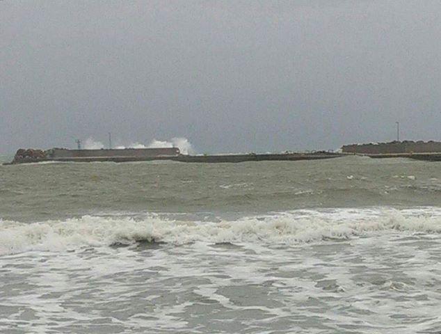 Ανυπολόγιστες καταστροφές στο Λιμάνι του Μαντουδίου (φωτό) 52840222 852566481748073 4296528254619090944 n